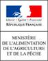 Logo Ministère de l'alimentation